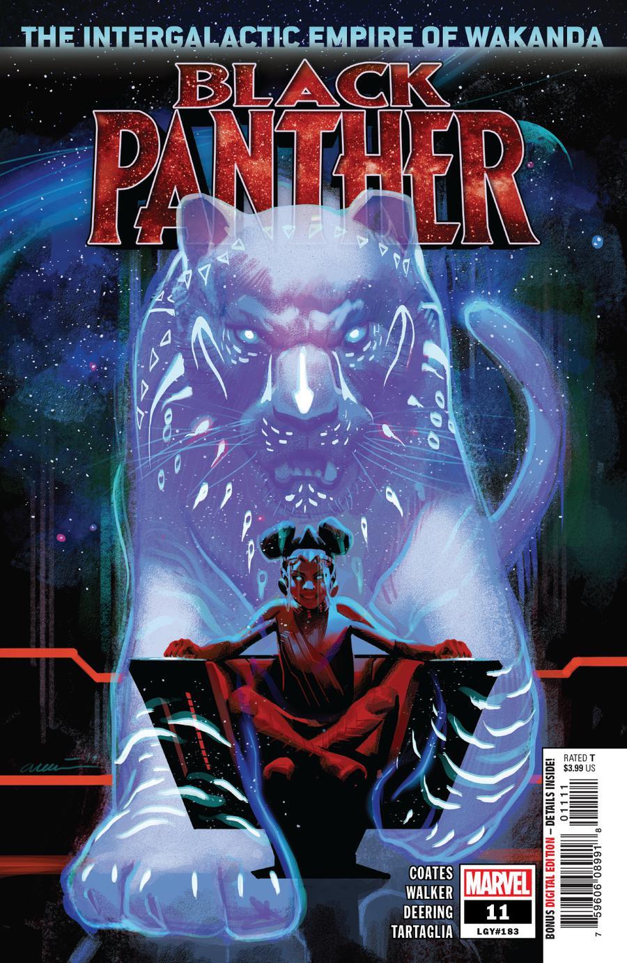 Black Panther Vol 7 #11 Cover A Regular Daniel Acuna Cover