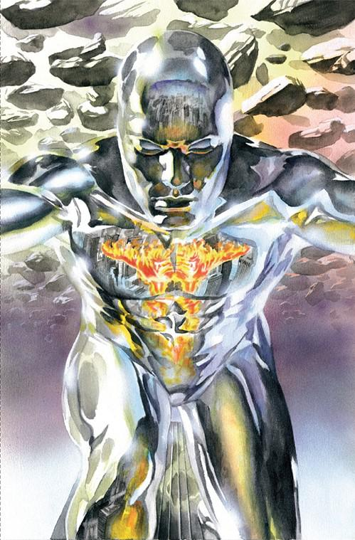 Marvels Annotated #3 Cover B Variant Alex Ross Virgin Cover