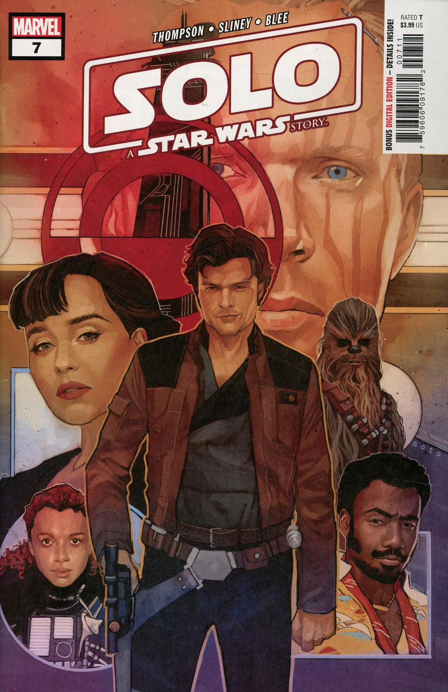 Solo A Star Wars Story Adaptation #7