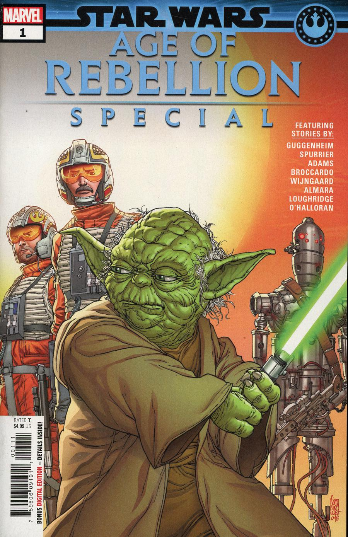 Star Wars Age Of Rebellion Special #1 Cover A Regular Giuseppe Camuncoli & Guru-eFX Cover