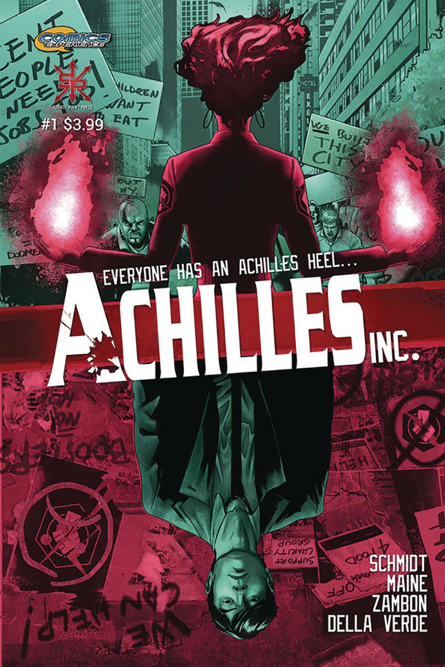 Achilles Inc #1
