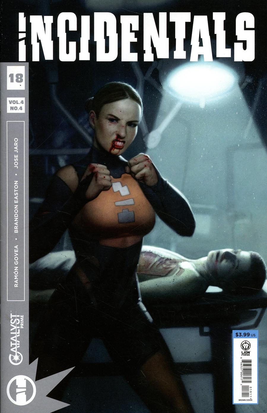 Catalyst Prime Incidentals #18