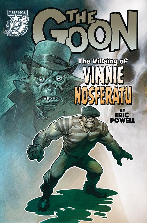 Goon Vol 4 #2 Cover A Regular Eric Powell Cover