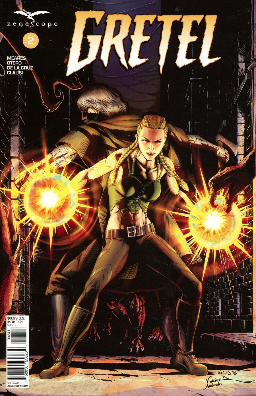 Grimm Fairy Tales Presents Gretel #2 Cover D Eric J