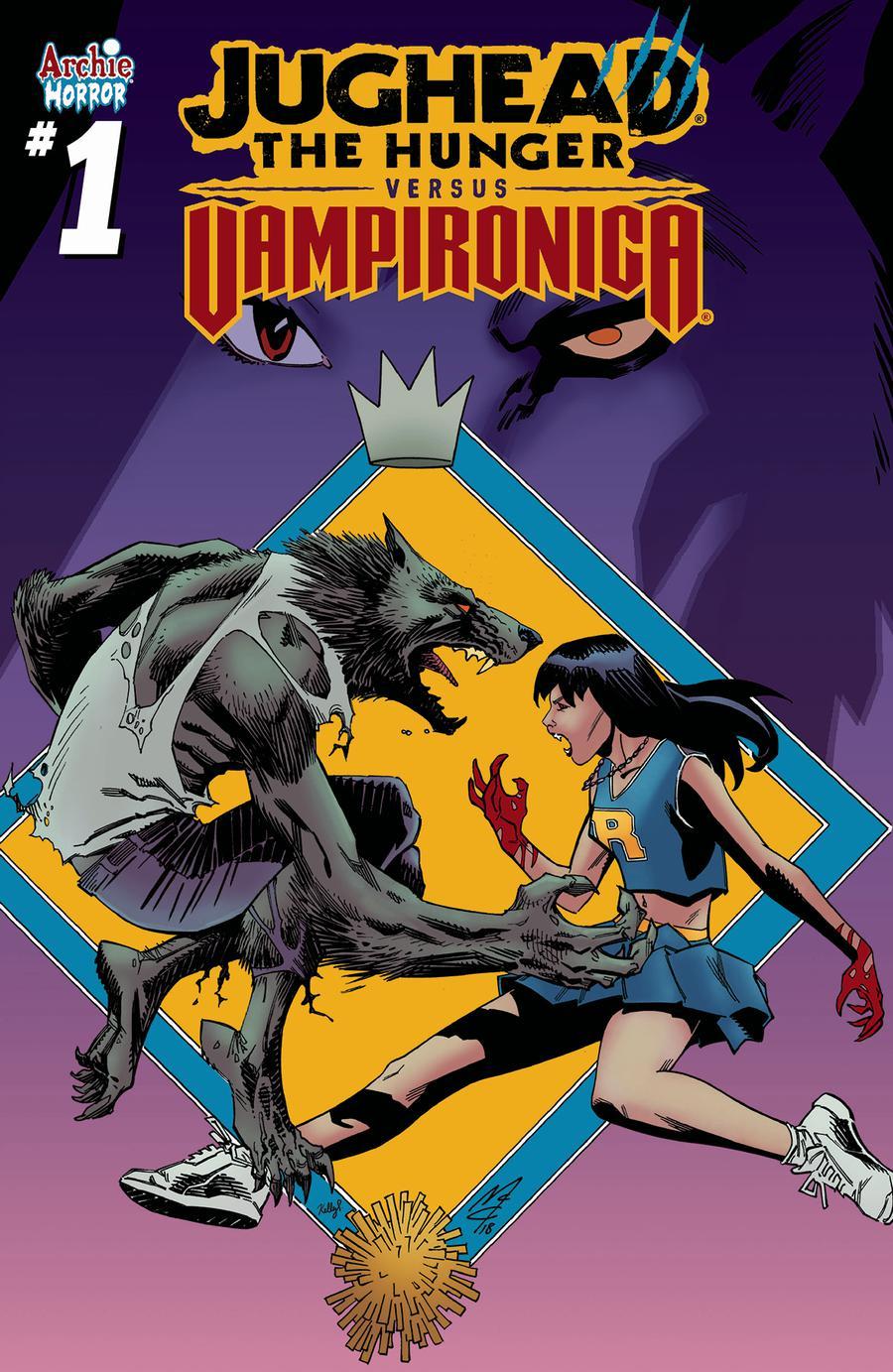 Jughead The Hunger Versus Vampironica #1 Cover D Variant John McCrea Cover