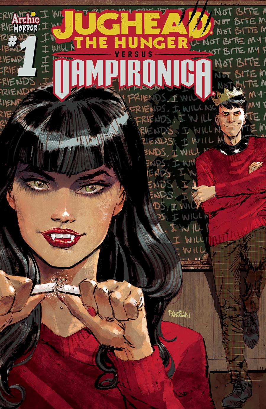 Jughead The Hunger Versus Vampironica #1 Cover E Variant Dan Panosian Cover
