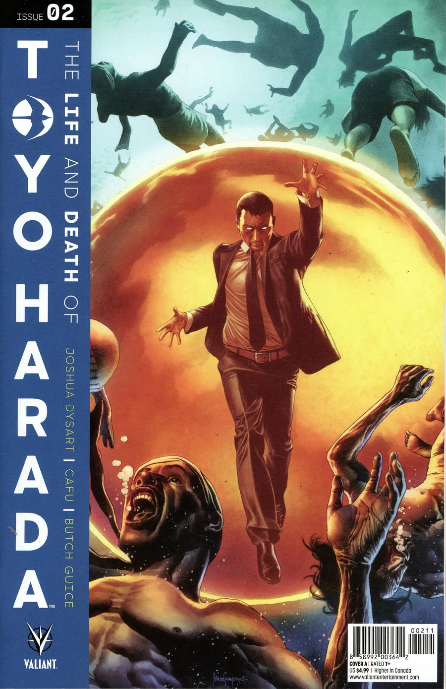 Life And Death Of Toyo Harada #2 Cover A Regular Mico Suayan Cover