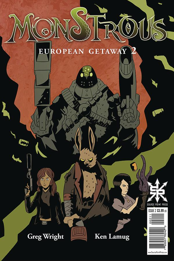 Monstrous European Getaway #2