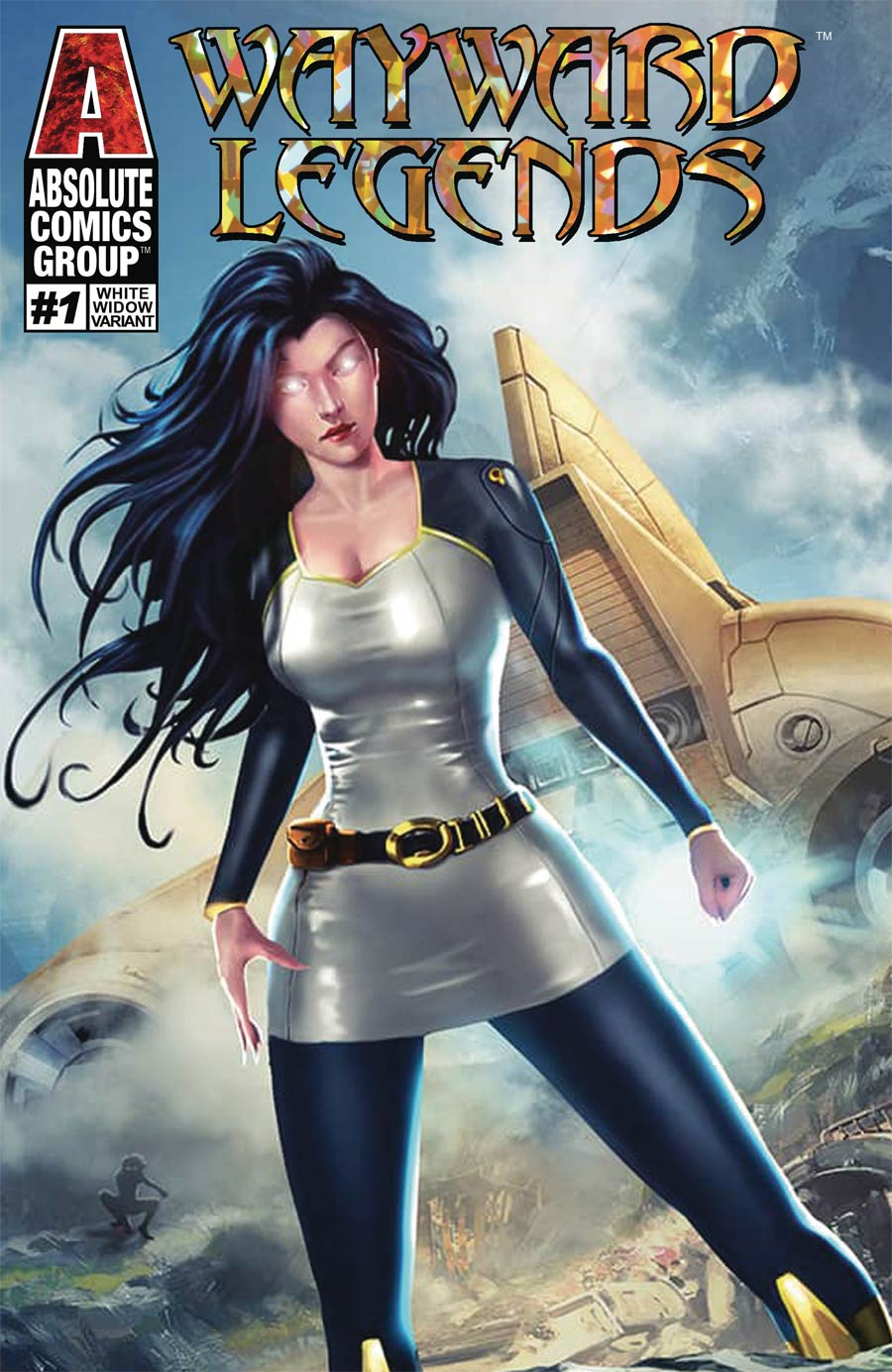 Wayward Legends #1 Cover C Variant White Widow Cover