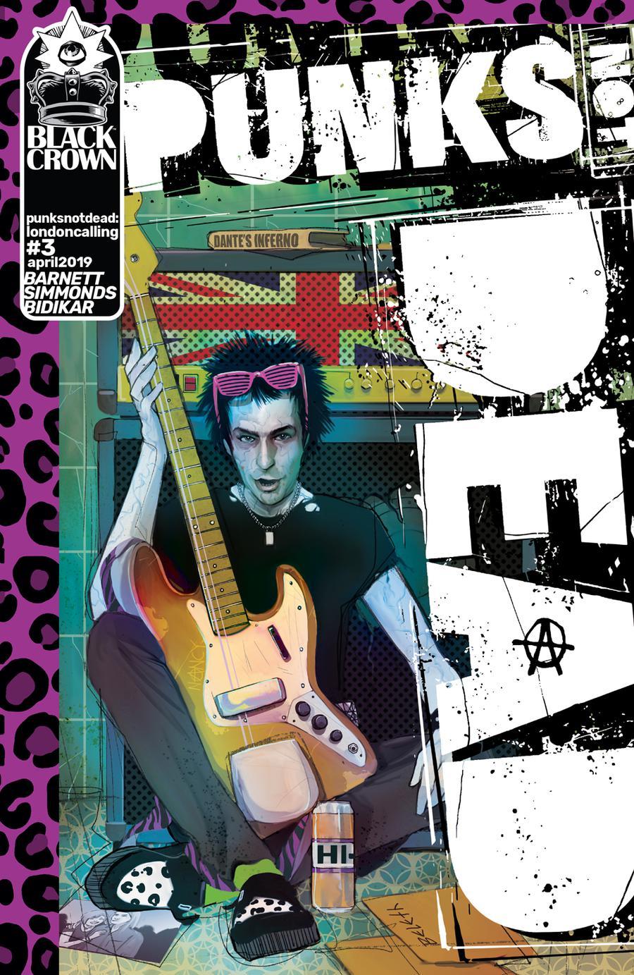 Punks Not Dead London Calling #3