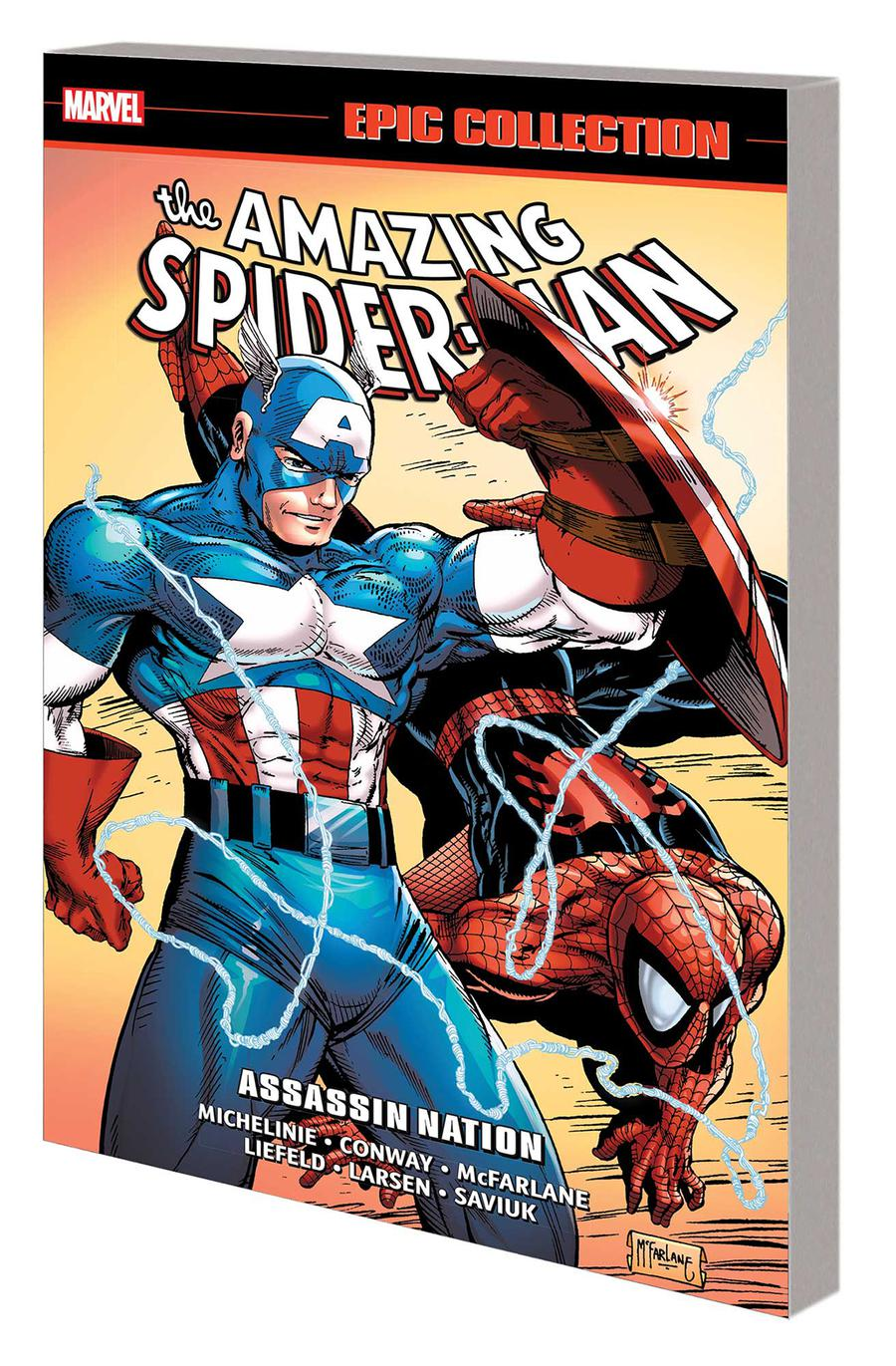 Amazing Spider-Man Epic Collection Vol 19 Assassin Nation TP