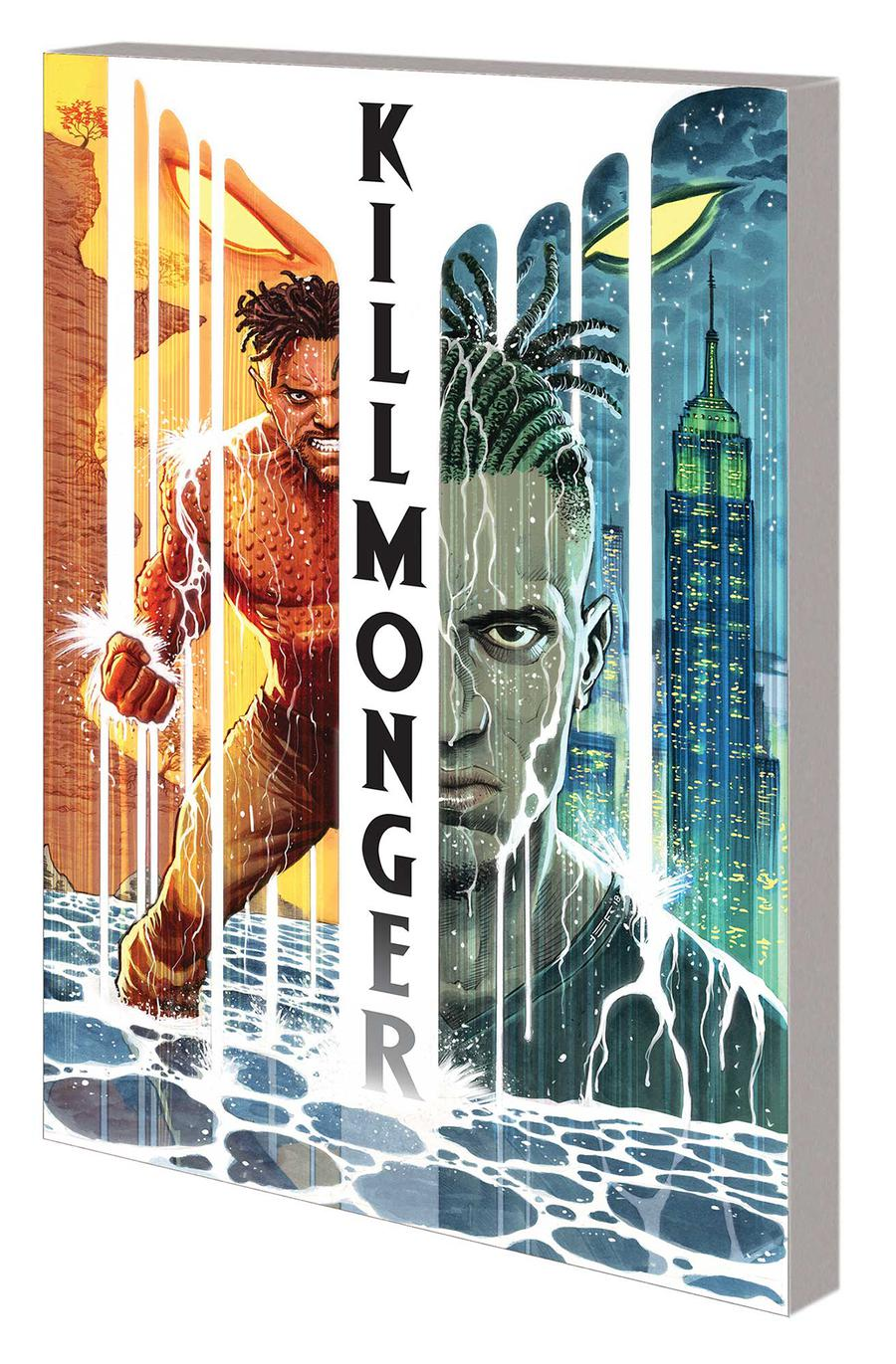 Black Panther Killmonger By Any Means TP