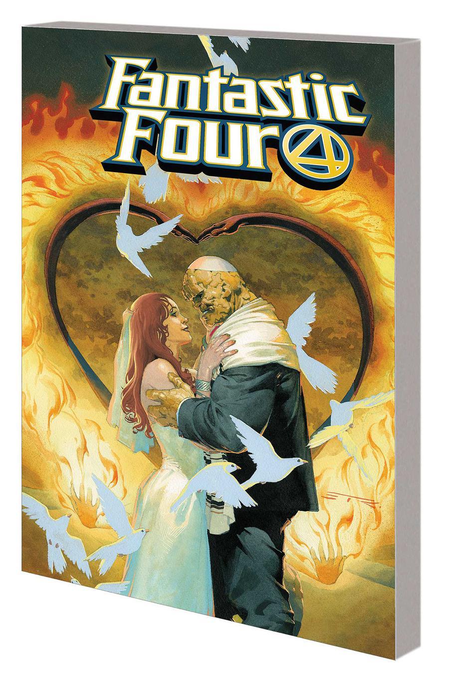 Fantastic Four (2018) Vol 2 Mr And Mrs Grimm TP