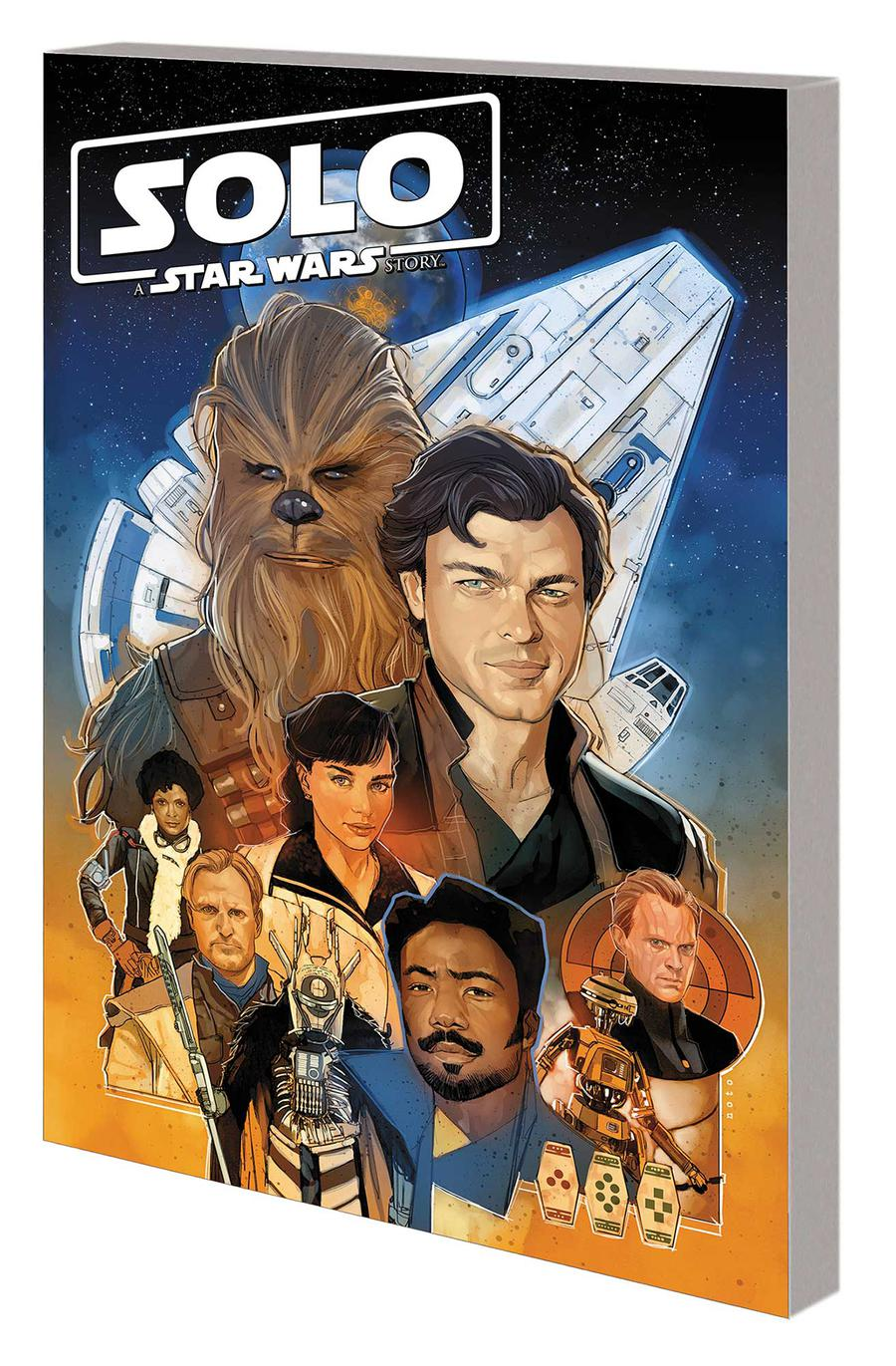 Solo A Star Wars Story Adaptation TP