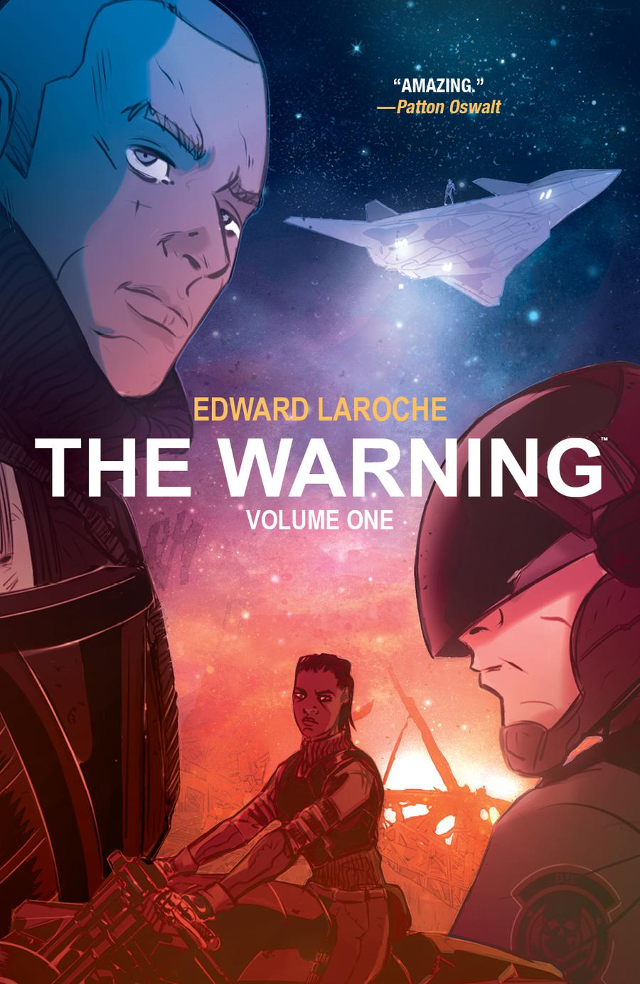 Warning Vol 1 TP