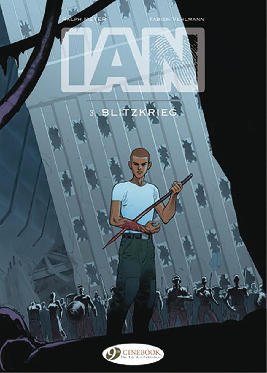 Ian Vol 3 Blitzbrieg GN