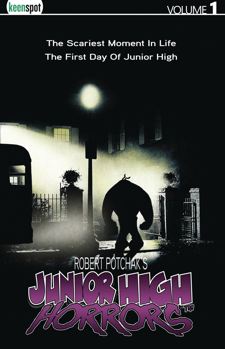 Junior High Horrors Vol 1 TP