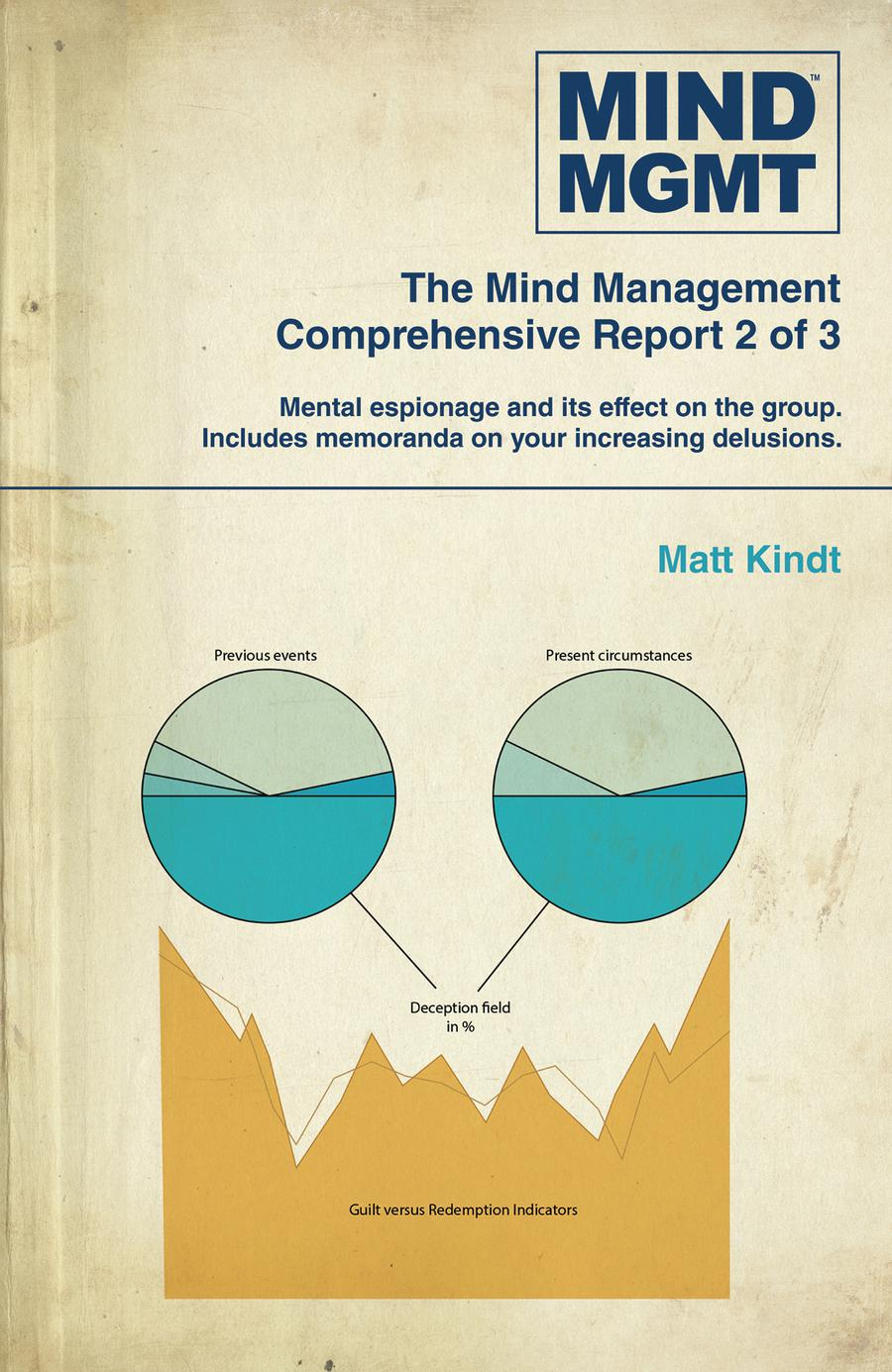 Mind MGMT Omnibus Vol 2 The Home Maker And The Magician TP