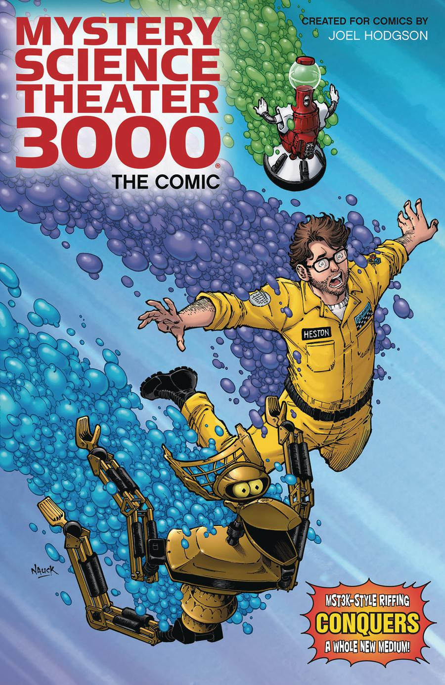 Mystery Science Theater 3000 The Comic TP