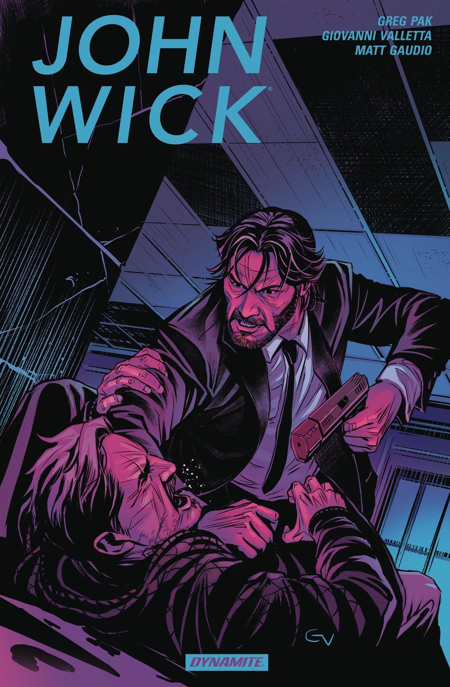 John Wick Vol 1 HC Regular Edition