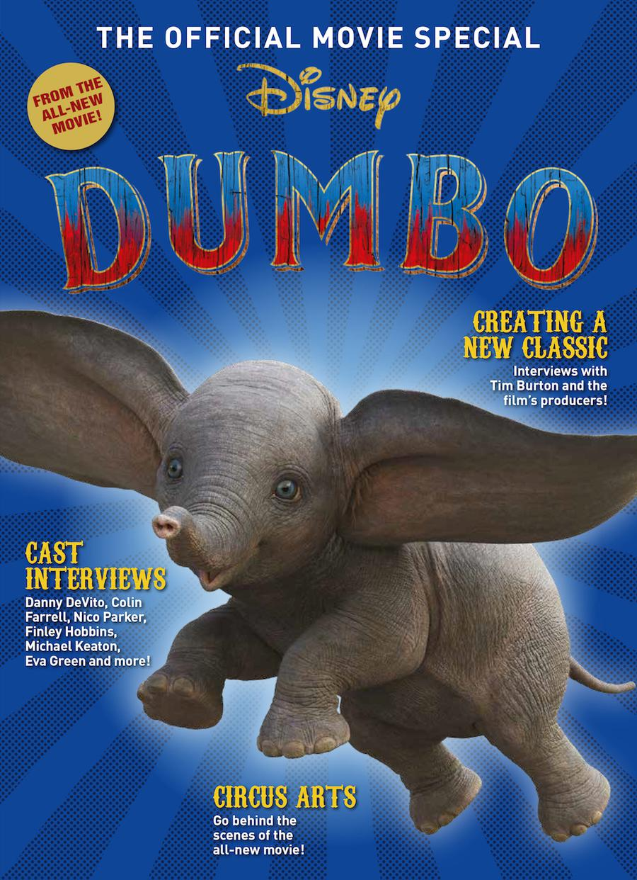 Disney Dumbo The Official Movie Special 2019