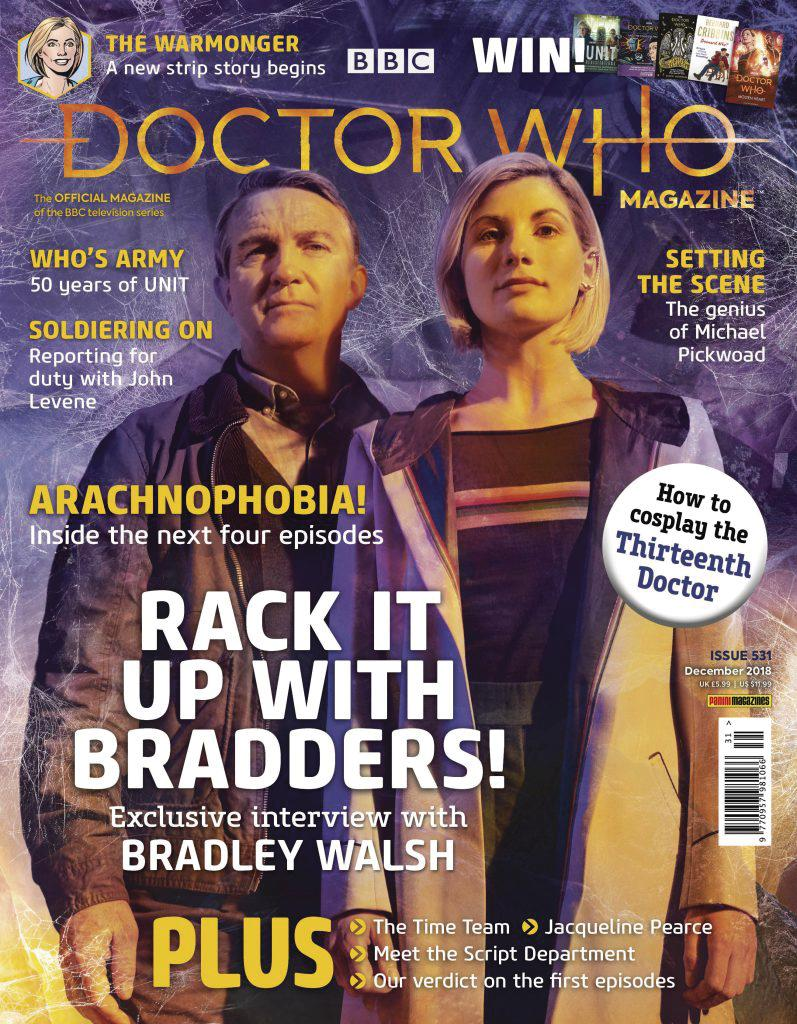 Doctor Who Magazine #537 May 2019