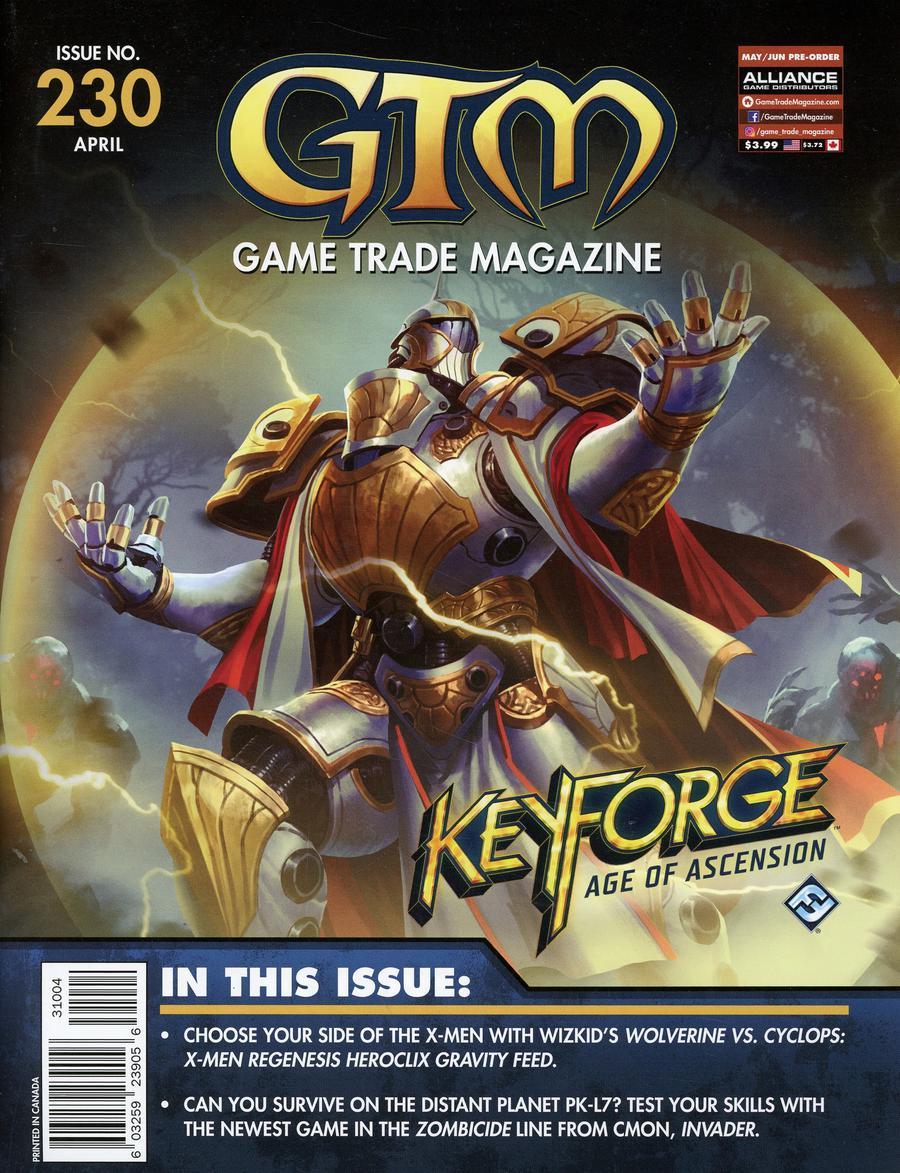 Game Trade Magazine #230
