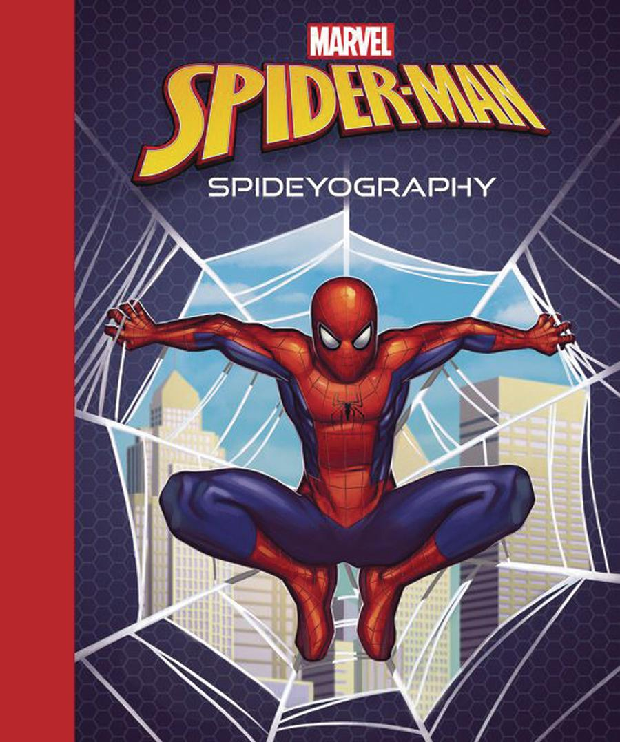 Marvels Spider-Man Spideyography HC