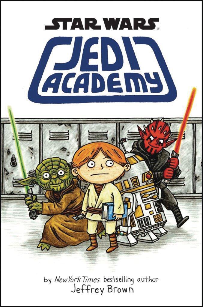 Star Wars Jedi Academy Vol 1 SC