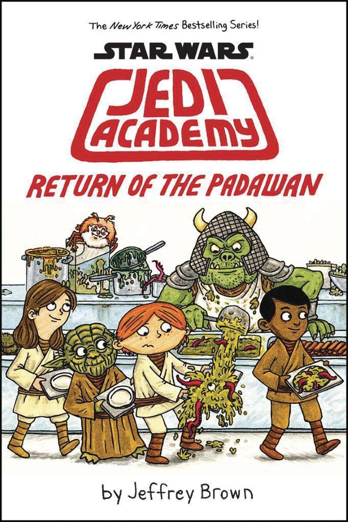Star Wars Jedi Academy Vol 2 Return Of The Padawan SC