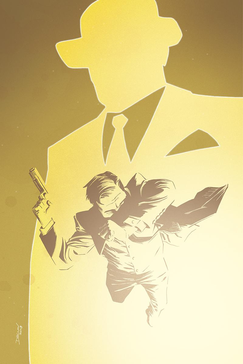 James Bond 007 #6 Cover F Incentive Declan Shalvey Virgin Cover