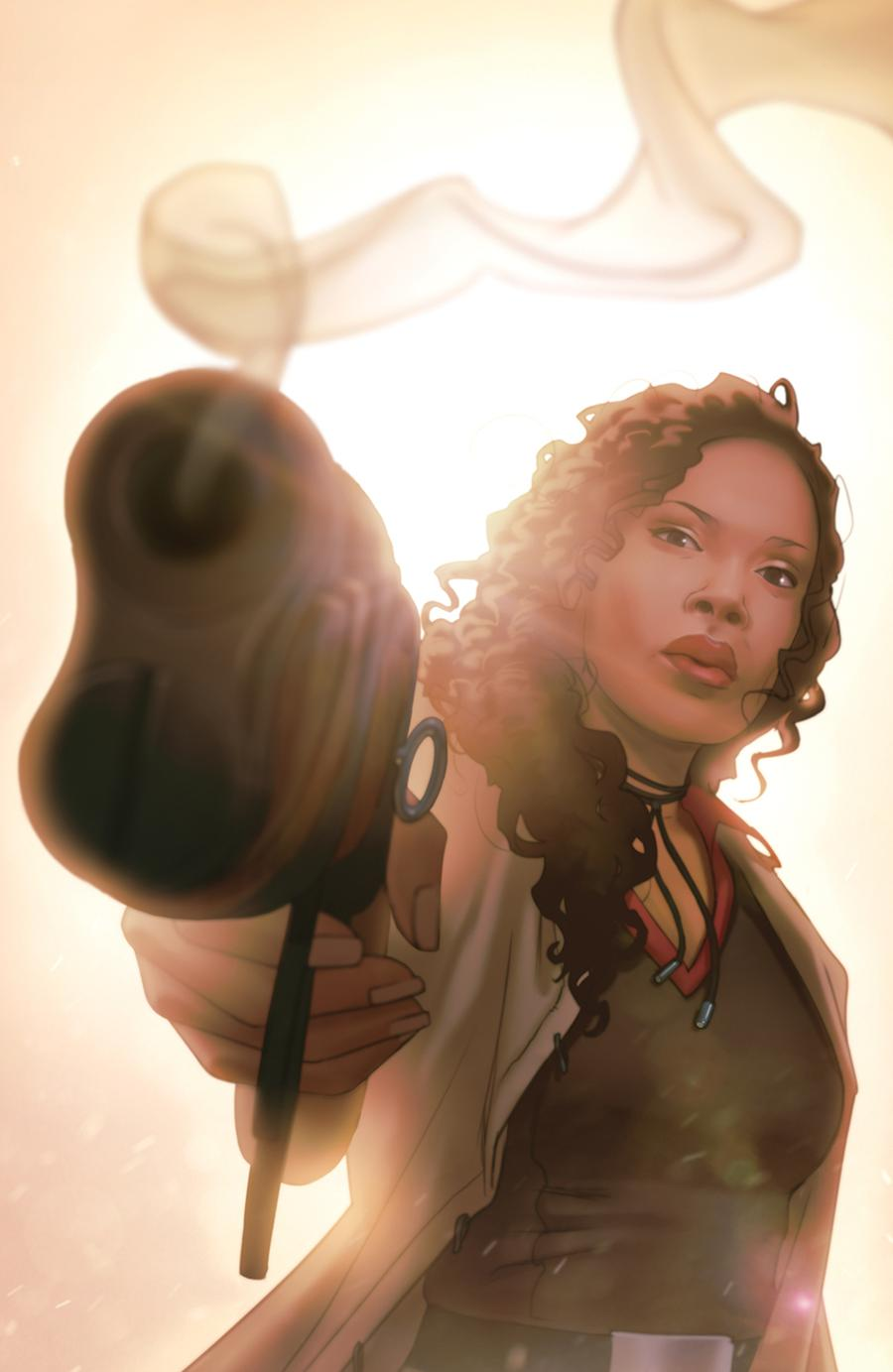 Firefly #5 Cover D Incentive W Scott Forbes Virgin Variant Cover