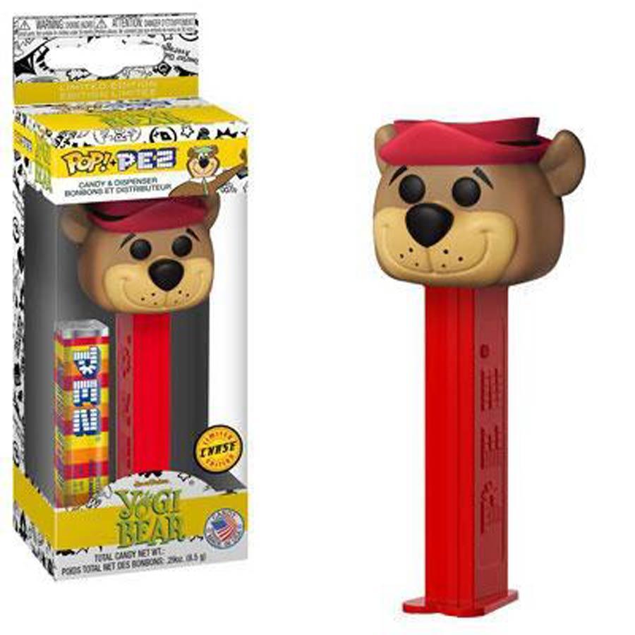 POP PEZ Hanna-Barbera - Yogi Bear Chase