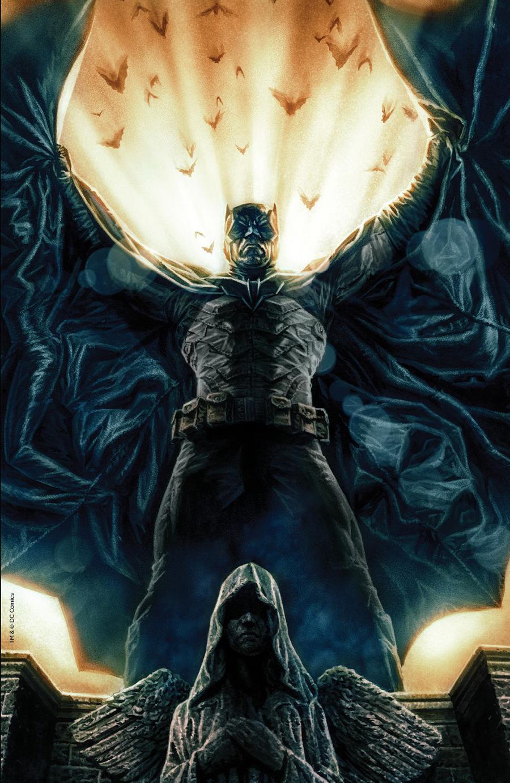 Detective Comics Vol 2 #1000  Midtown Exclusive Cover B Lee Bermejo Virgin Cover