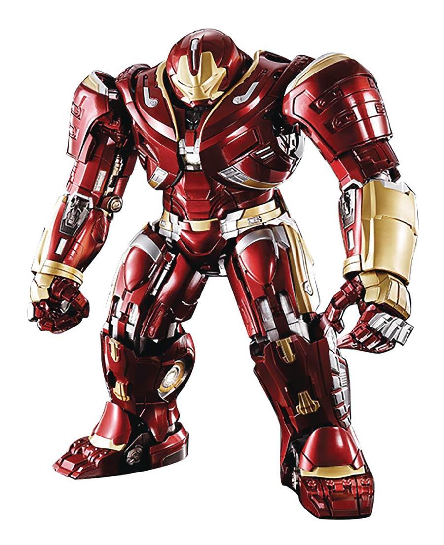 Marvel Chogokin X S. H. Figuarts - Avengers Infinity War - Hulkbuster MK2 Action Figure