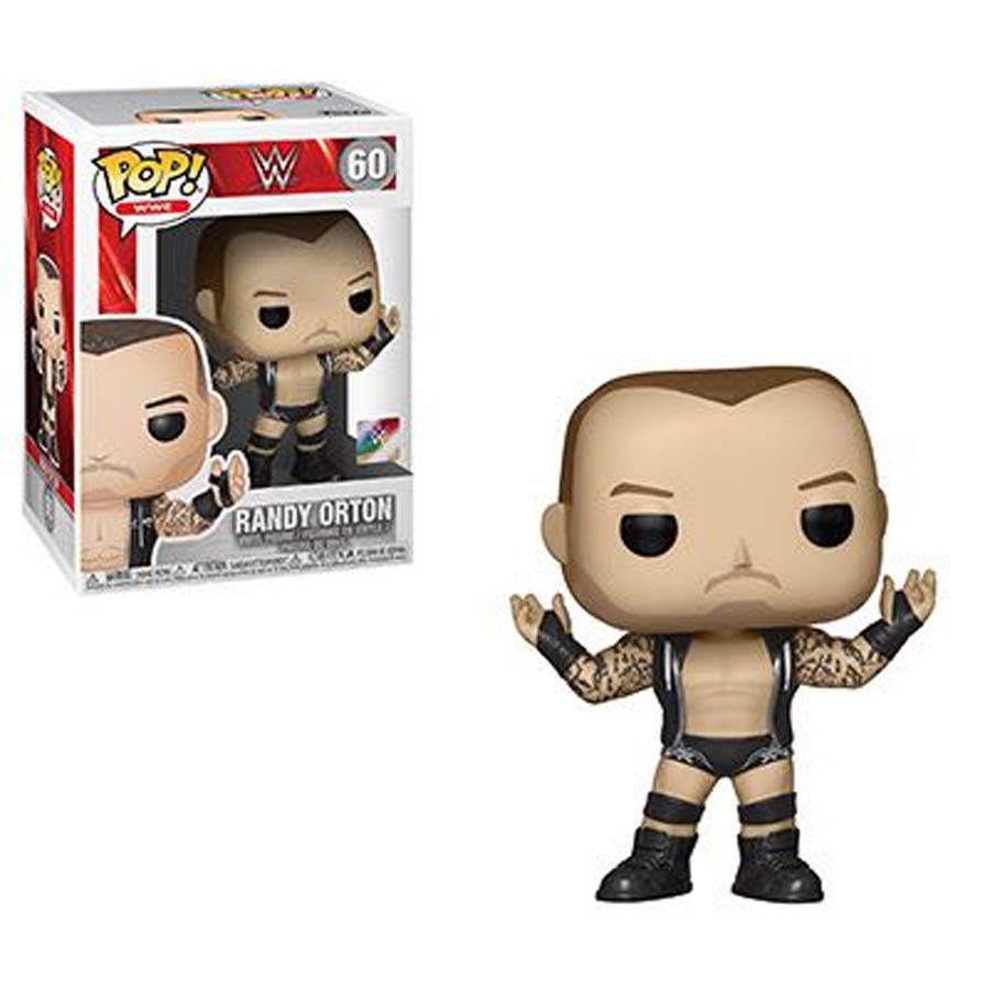 POP WWE 60 Randy Orton Vinyl Figure
