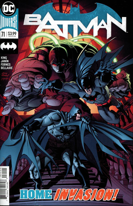 Batman Vol 3 #71 Cover A Regular Andy Kubert Cover