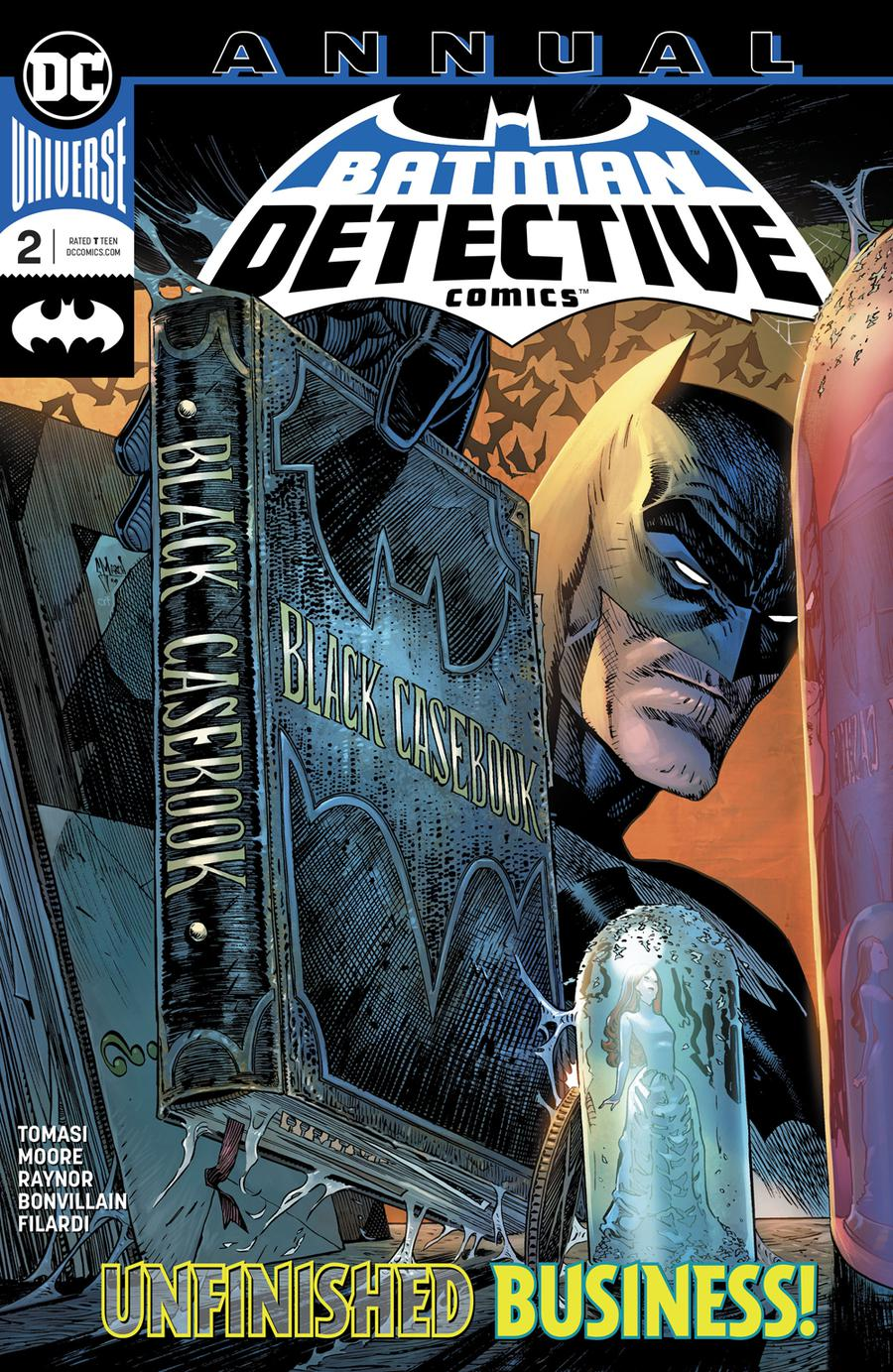 Detective Comics Vol 2 Annual #2 2019