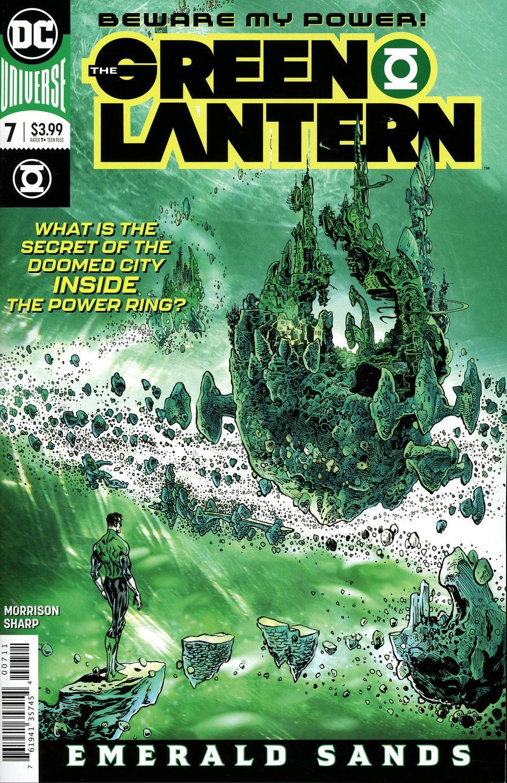 Green Lantern Vol 6 #7 Cover A Regular Liam Sharp Cover