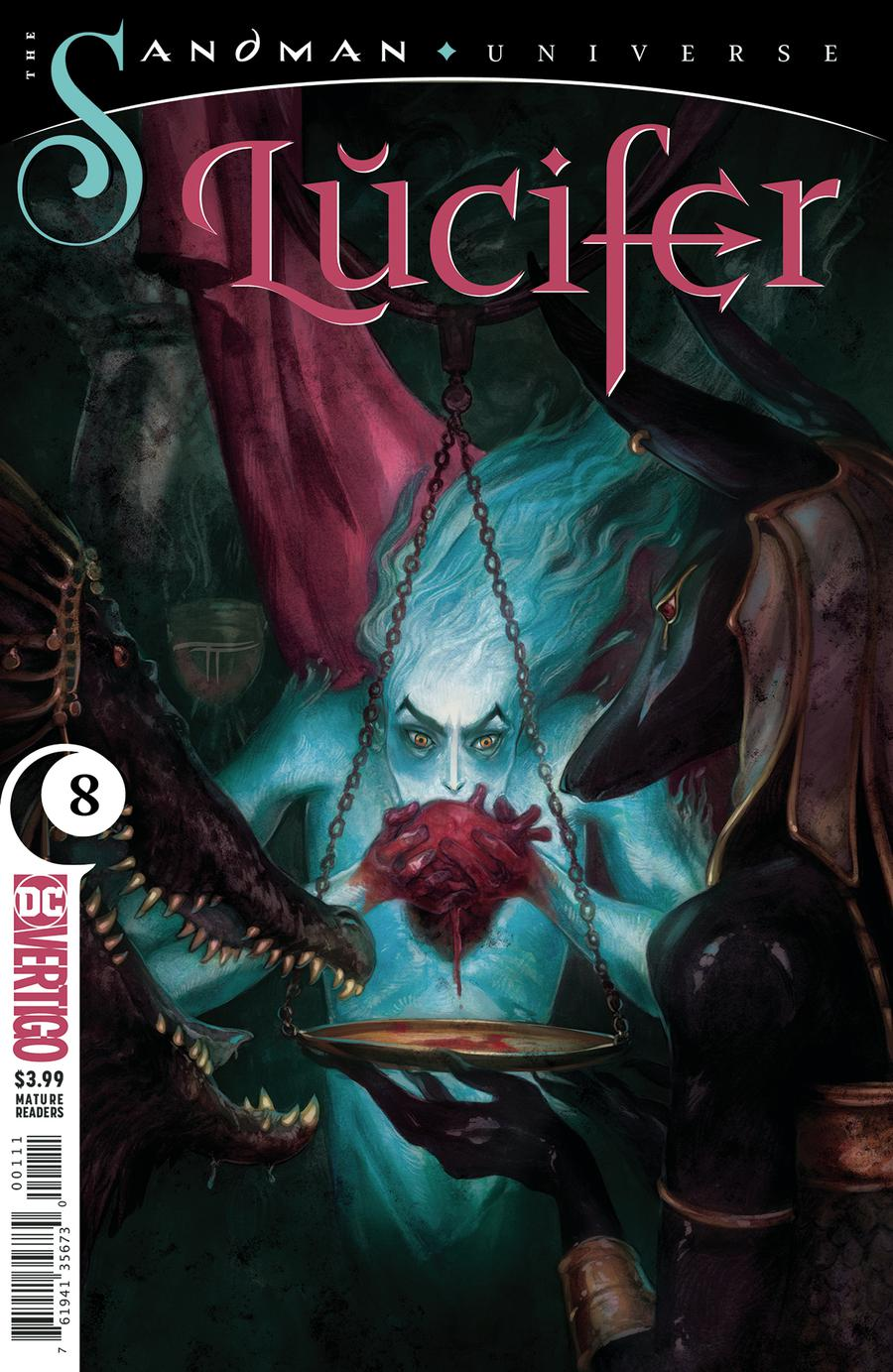 Lucifer Vol 3 #8