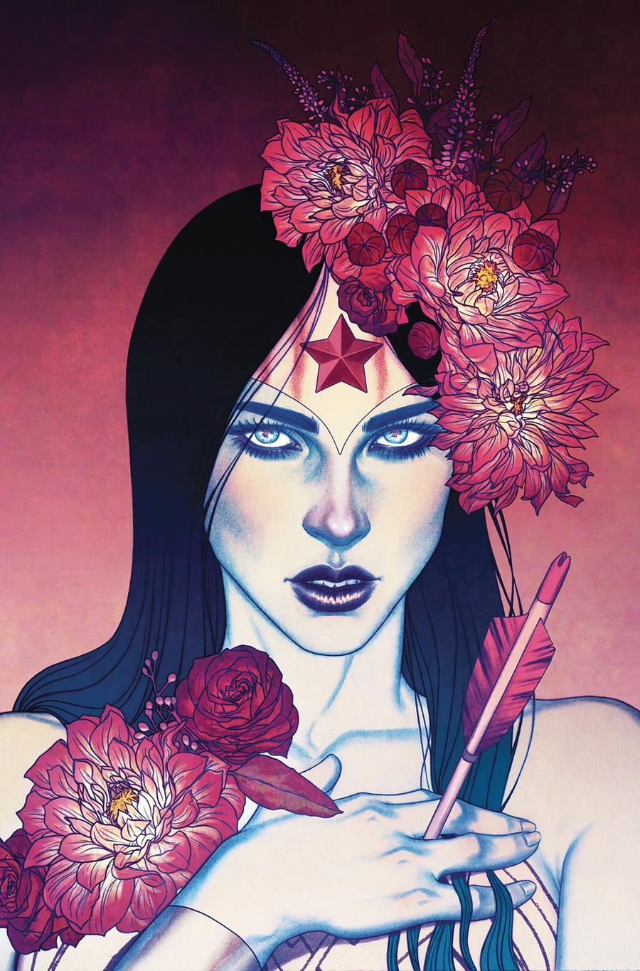 Wonder Woman Vol 5 #71 Cover B Variant Jenny Frison Cover