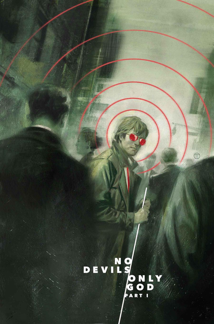 Daredevil Vol 6 #6 Cover A Regular Julian Totino Tedesco Cover
