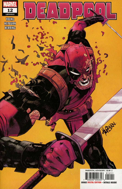 Deadpool Vol 6 #12