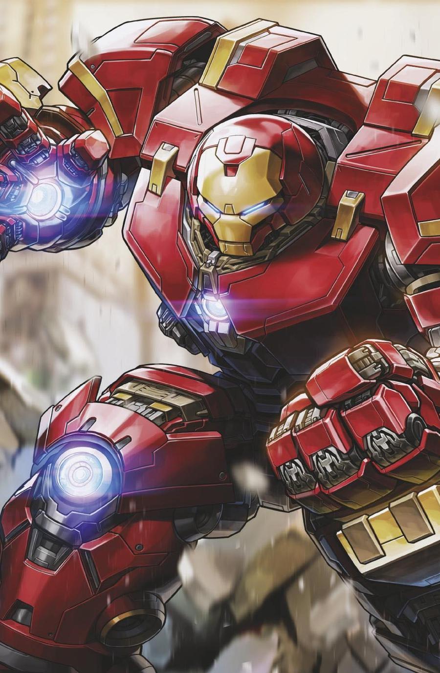 Immortal Hulk #18 Cover B Variant Jongju Kim Marvel Battle Lines Cover