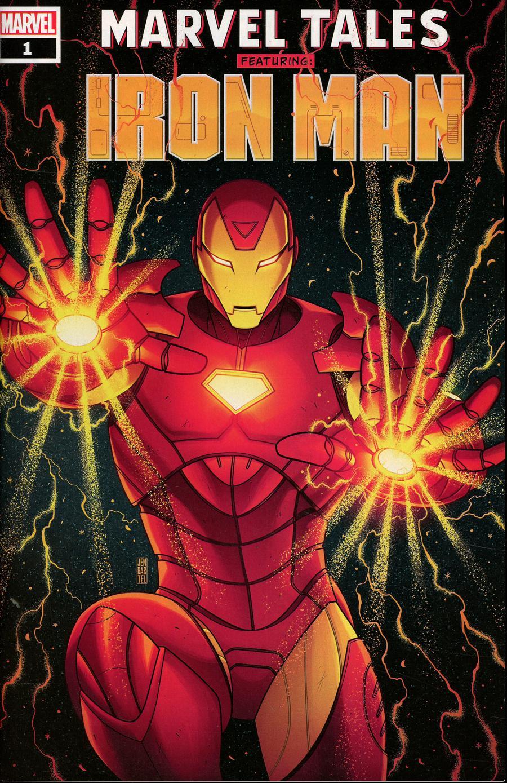 Marvel Tales Iron Man #1 Cover A Regular Jen Bartel Cover