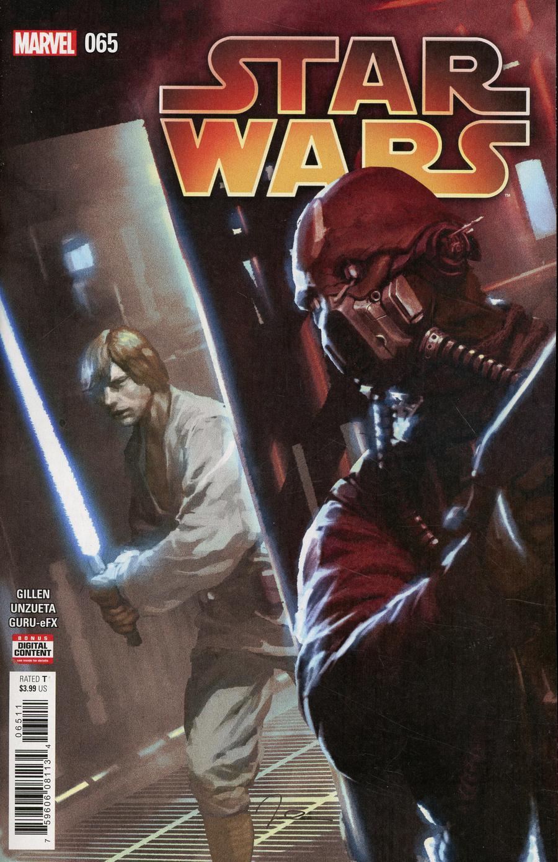 Star Wars Vol 4 #65 Cover A Regular Gerald Parel Cover