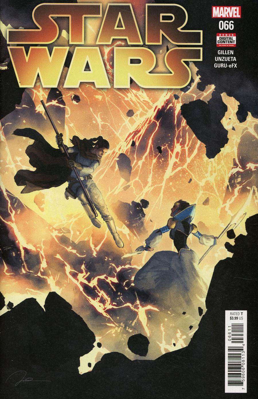 Star Wars Vol 4 #66 Cover A Regular Gerald Parel Cover