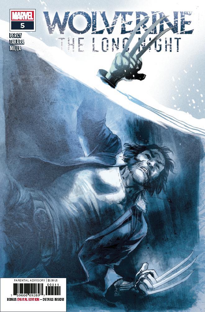 Wolverine Long Night Adaptation #5