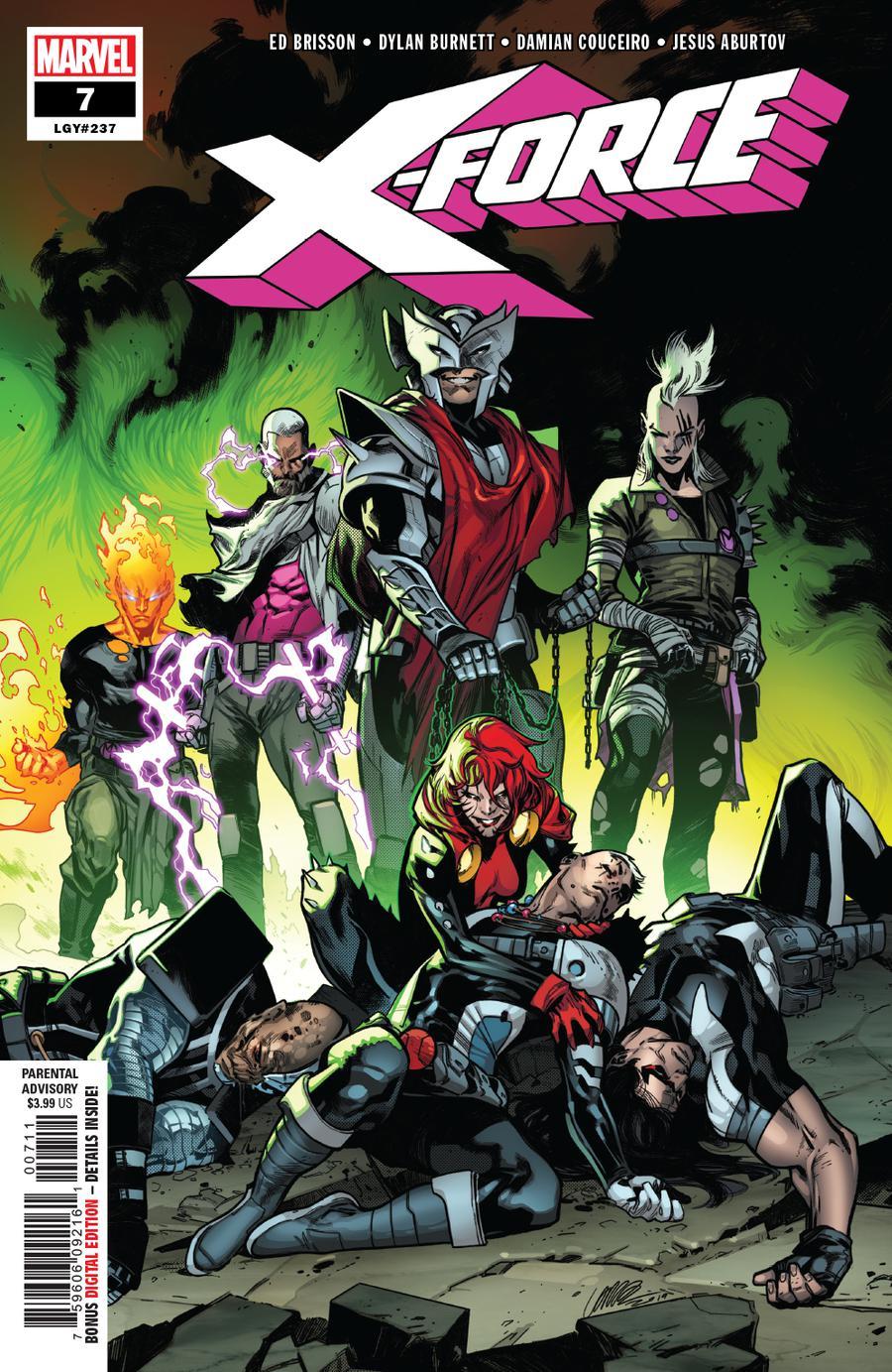 X-Force Vol 5 #7