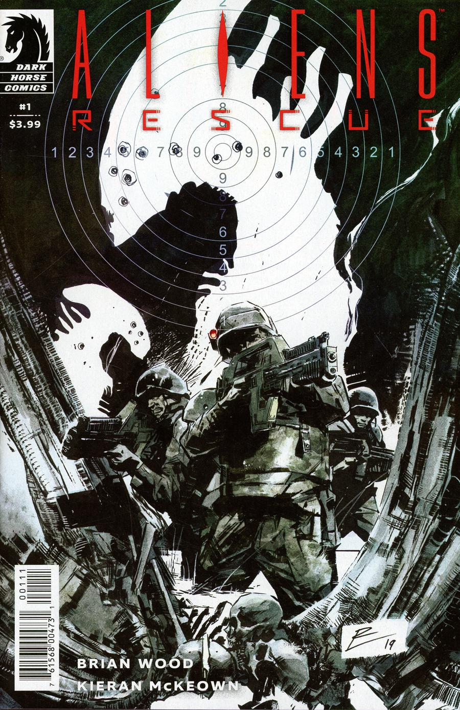 Aliens Rescue #1 Cover A Regular Roberto De La Torre Cover